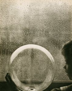Drops of Rain, 1908           Clarence H. White