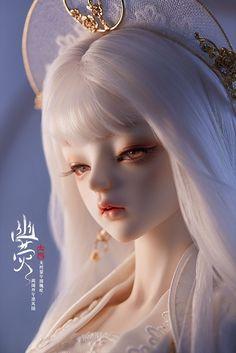 Anime Dolls, Bjd Dolls, Barbie Dolls, Pretty Dolls, Cute Dolls, Beautiful Dolls, Character Art, Character Design, Chinese Dolls