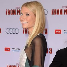 Gwyneth Goes Bare at Iron Man 3 Premiere —the Butt-Shaping Moves She Swears By!: Gwyneth Paltrow was not afraid to show some skin when she walked the red carpet for the premiere of Iron Man 3.