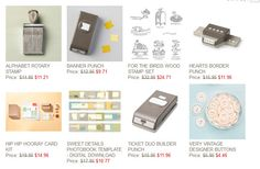 Stampin' Up! - Lots of Great News to Share (Weekly Deals, Sale, and More) : KreatesKards