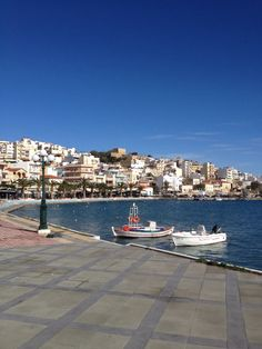 This is #Sitia the most #beautiful and #authentic part of #Crete island in #Greece