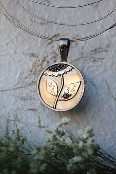 https://flic.kr/p/qM3otr | pendant for Nina | pendant for Nina