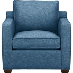 Davis Chair in Chairs | Crate and Barrel