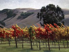 Sonoma in the Fall | Studio Seven Arts  Susan Hoehn