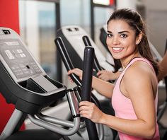 Start Strong, End Strong With This Beginner Elliptical Plan by Lizzie Fuhr  / Posted 1/15/14