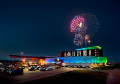 Sky Dancer Casino & Resort, Turtle Mountain Reservation, Belcourt, North Dakota