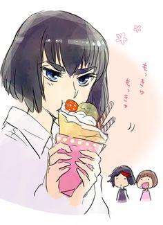 Kill La Kill, Satsuki Kiryuin, Japanese Cartoon, Anime Girl Cute, Blue Exorcist, Asuna, Darling In The Franxx, Girls Characters, Kawaii Anime