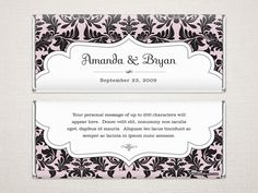 You Ll Want To Celebrate Your 25th Wedding Anniversary With Sparkles When Select Our Personalized Chocolate Candy Bar Wrers