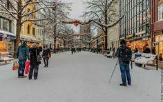 Trondheim in winter time by Aziz Nasuti on 500px