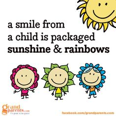 ♥♥♥a child's smile is...