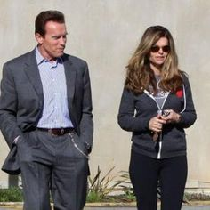 May 21, 2013 Arnold Schwarzenegger and wife Maria Shriver filed for divorce in…