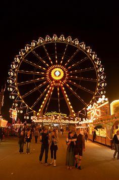 Fruhlingsfest, Munich - Liam Wright-Hoyt, via Flickr.