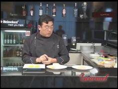 Cozinha Oriental do Thai - Sashimi especial do Thai - YouTube