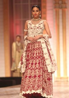 Meera Muzaffar Ali - India Bridal Week 2013
