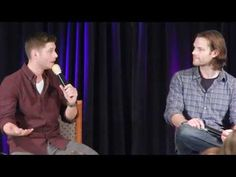 [VIDEO] 6:50 mins of J2 panel #Chicon2013 - Fav bloopers, Jared being a ray of sunshine, and Osric - YouTube --Still looking for the full Panel!
