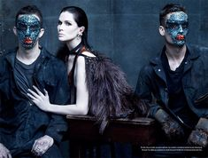 The Collections + Steven Meisel + Vogue Italia