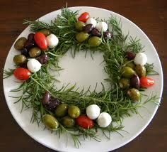 Aperitive pentru masa de Crăciun (galerie foto)