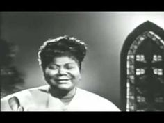 """Mahalia Jackson Sweet Little Jesus Boy--They told her she would make a million singing the blues. She never did. Stuck with singing about her Lord.--""""Sweet little Jesus boy  They made you be born in a manger  Sweet little holy child  We didn't know who you were  Didn't know you'd come to save us Lord  To take our sins away  Our eyes were blind, we could not see  We didn't know who you were..."""""""