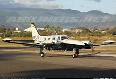 Piper PA-31T-620 Cheyenne II aircraft picture