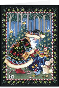 Mary Engelbreit...love her artwork with colored pencils and markers