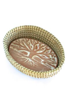 Fair & Square Imports Bread Warmer Basket - Main Image
