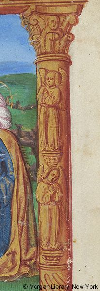 Book of Hours, MS M.271 fol. 57r - Images from Medieval and Renaissance Manuscripts - The Morgan Library & Museum