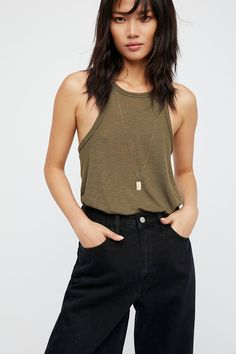 Shop our Long Beach Tank at FreePeople.com. Share style pics with FP Me, and read & post reviews. Free shipping worldwide - see site for details.