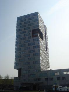 IJ toren by Neutelings Riedijk