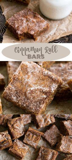 Cinnamon+Roll+Bar+Recipe