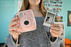 Polaroid. ♡ Im getting that one for Xmas!