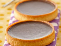 Découvrez la recette Tarte au chocolat facile sur cuisineactuelle.fr.