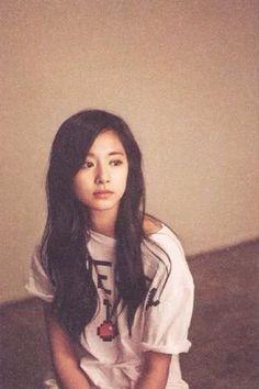 Tzuyu Twice photoshoot