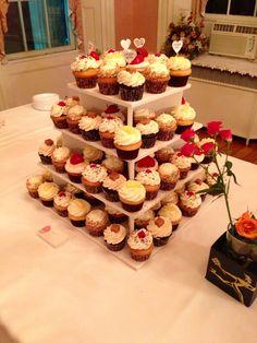 Wedding Cupcakes - Asa Waters 8/31/13