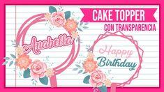 Cake Toppers, The Creator, Happy Birthday, Cakes, 3d, Manualidades, Happy Brithday, Cake Makers, Urari La Multi Ani
