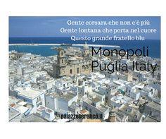 immergetevi nel candore di Monopoli... Palazzo Serafico B&B, l'alloggio al centro delle mete più belle di Puglia!
