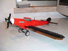 Airplane by Biczzz, via Flickr
