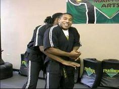 Israeli Martial Arts Techniques : Learn Techniques Against a Bear Hug