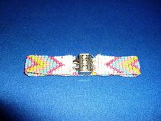 loom, braclet, beads
