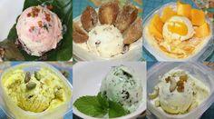 Homemade Indian Ice Creams