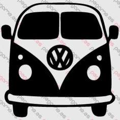 Pegame.es Online Decals Shop  #volkswagen #california #van #camper #vinyl #sticker #pegatina #vinilo #stencil #decal