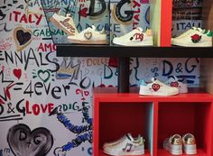 Dolce & Gabbana: The love for the is forever! Discover all the different sneakers at the boutique in . Dolce & Gabbana, Beauty Editorial, Editorial Fashion, Editorial Photography, Fashion Photography, Photography Magazine, Fashion Models, Mens Fashion, Supermodels