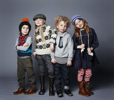 Photo with Ditte Capion for Luna Magazine #kidsfashion
