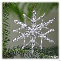 Delabi - Vánoční hvězda / Christmas snowflakes