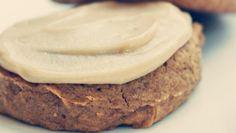 RecipesPumpkin Cookies Ingredients 1/2 cup butter, softened 1/2 cup... -  Pumpkin Cookies  Ingredients 1/2 cup butter, softened 1/2 cup sugar 1/2 cup firmly packed brown sugar 1 can (15 oz.) pumpkin puree (not pumpkin pie mix) 1 egg 1 teaspoon vanill