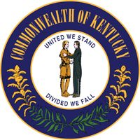Kentucky entered the Union on June A little over six months later, on December the first Kentucky General Assembly adopted the official seal of the Commonwealth, including the state motto, 'United We Stand, Divided We Fall. Commonwealth, Kentucky State Flag, Louisville Kentucky, Kentucky Derby, Frankfort Kentucky, State Mottos, Student Loan Forgiveness, Divided We Fall, Flag Coloring Pages