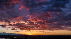 Seattle sunset by George Oancea on 500px