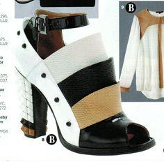 Loving the Fendi S/S shoes!