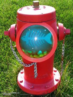 Red Hydrant - Worth1000 Contests