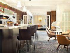 Voglauer hotel concept wurde mit der Renovierung von 48 Zimmer und dem öffentlichen Bereich beauftragt.