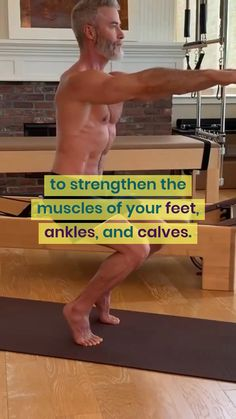 Stronger Ankles: Try This Awkward Yoga Posture Stronger Ankles: Try This Awkward Yoga Posture,Fitness There's a temptation to over-focus on training the arms and chest. But people accidentally breaking their ankles happens more often. Yoga Fitness, Fitness Workouts, Sport Fitness, Physical Fitness, Fitness Man, At Home Workouts, Trainer Fitness, Fitness Equipment, Fitness Quotes